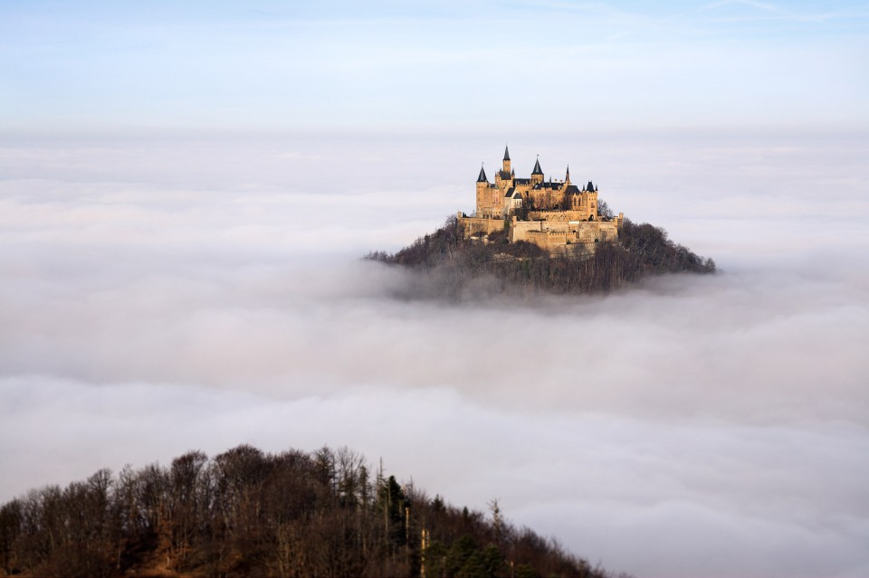 "Photo:  ""Castle in the Sky"" by Robin Holler"